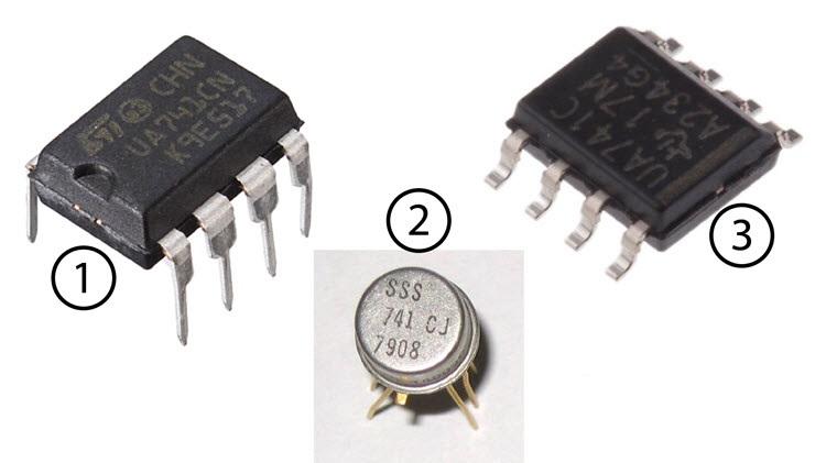 ic 741  operational