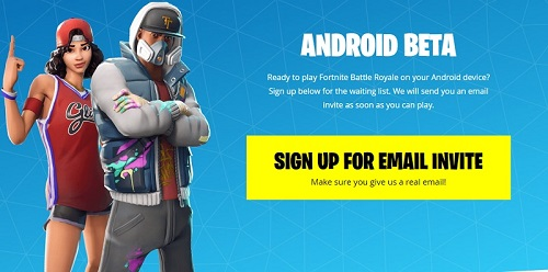 Fortnite Android Beta is Available Directly From Epic Game ...