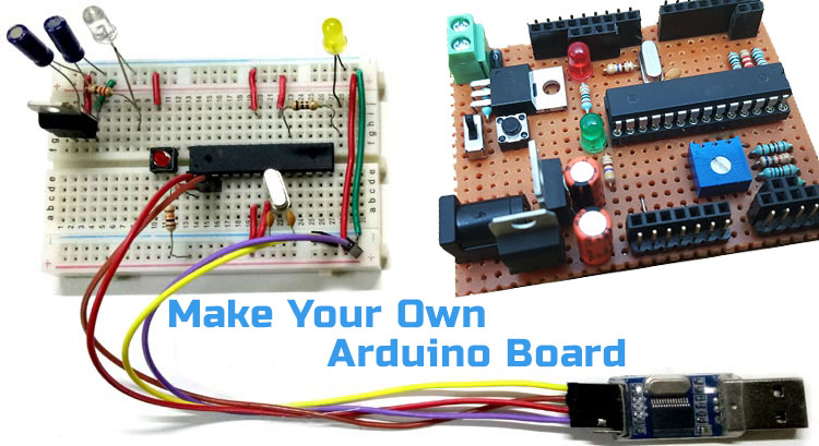 Astonishing Make Your Own Arduino Board By Using Atemga328 Ic A Diy Project Wiring Digital Resources Llinedefiancerspsorg