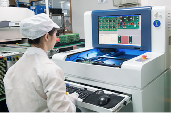 Inspection of PCB Board
